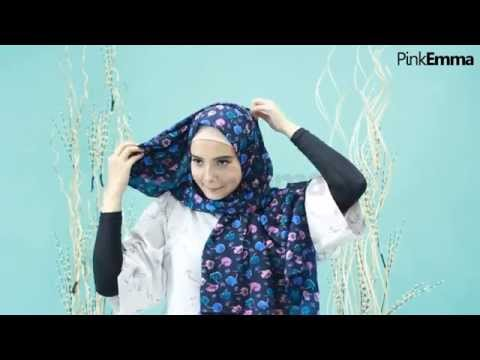 Video Tutorial Hijab Zaskia Sungkar Syar'i Tanpa Pentul