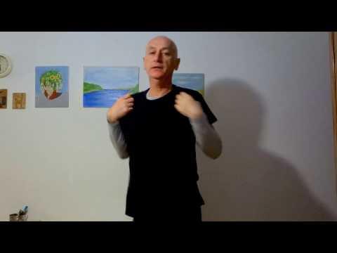 Упражнений для пожилых при остеохондрозе
