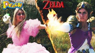 Zelda vs Peach