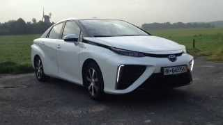 Essai Toyota Mirai