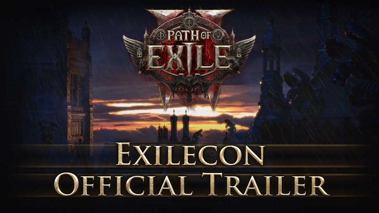 Path of Exile 2 chính thức được giới thiệu