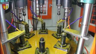 Multi station inside hole grinding special purpose machine - Purros Machinery