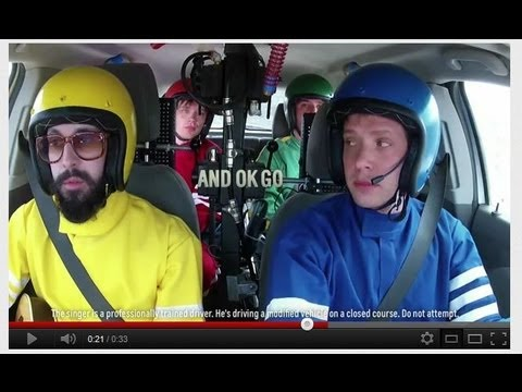 Exclusive Preview: OK Go's New Thousand-Instrument Music Video