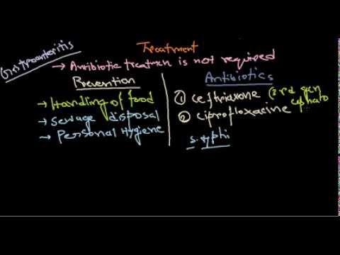 , title : 'Salmonella treatment