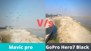 Gopro Hero 7 Black vs Mavic Pro Platinum. Is Gopro Hero 7 Black good enough for FPV!