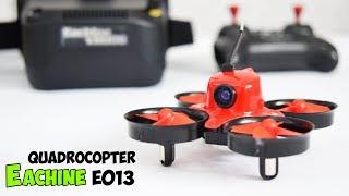Eachine E013 ● Квадрокоптер с FPV очками за 60$ - micro R/C Quadcopter