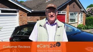 David buys a used car from eCars247