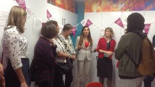 TYA Chill-Out room opened by Dr Rosena Allin-Khan MP