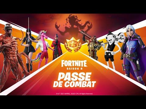 Fortnite: Battle Royale : Fortnite Chapitre 2 - Saison 8 | Présentation du Passe de combat