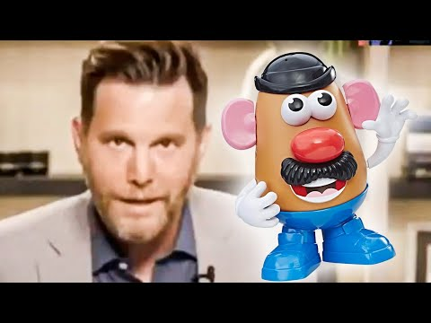 Dave Rubin's Brain Implodes Over Potato Head