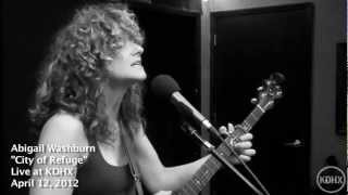 "Abigail Washburn ""City of Refuge"" Live at KDHX 4/16/12"