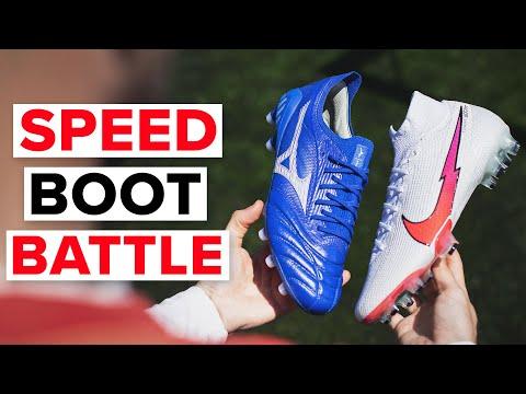 Is Nike Mercurial still the best speed boot?