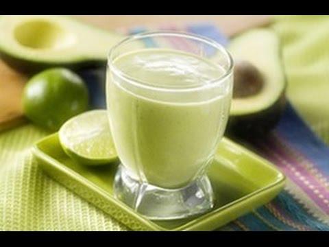 Video How to Make Avocado Juice