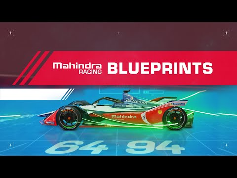 Formula E Car Design (Gen2) | Episode 4 | Blueprints by Mahindra Racing ft. Nicki Shields