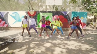 DMW, Davido & Zlatan   Bum Bum | Official Dance Video | Movaz Dance Kenya Choreography #Davido #Vevo