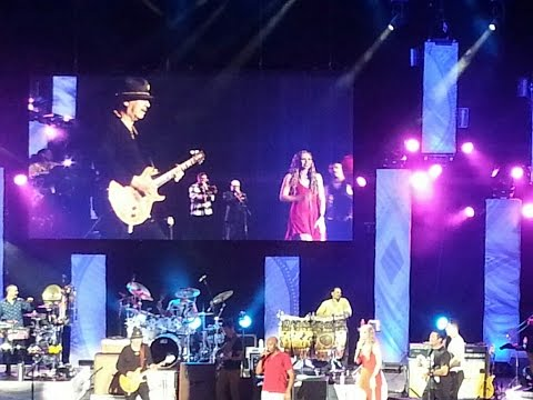 Santana LIVE featuring Salvador Santana and Alex Nester @ The Shoreline Amphitheater- Corazon Tour