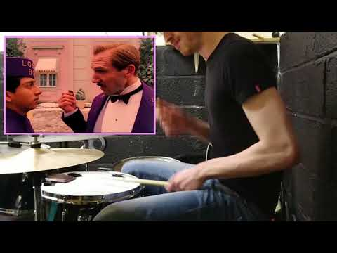 The Grand Budapest Hotel w/Drums