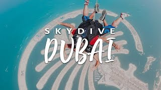 Skydive Dubai - April 2018