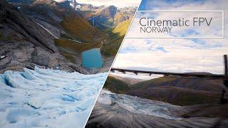 CINEMATIC FPV 4K - NORWAY