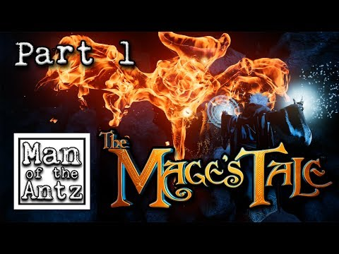 Bringing inXile's The Mage's Tale to Life