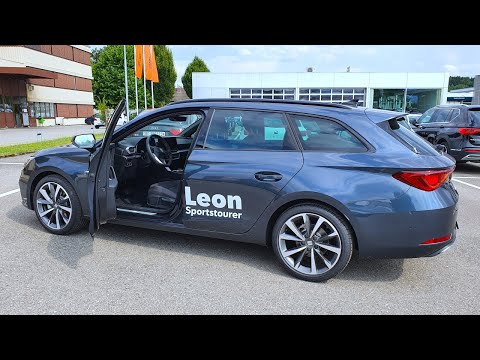 New Seat Leon Sportstourer FR 2020 Review Interior Exterior