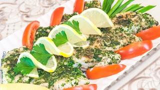 Рыбное филе в лимонно-укропной панировке - просто, быстро, вкусно! (рецепт)