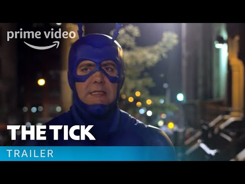 The Tick Season 1 (Promo 'Critics')