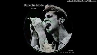 Depeche Mode – And Then... [ʟɪᴠᴇ ᴏᴘᴇɴ ᴀɪʀ '84]