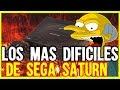 Los Juegos M s Dif ciles De Sega Saturn Top 10