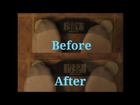 Pagkawala timbang sa pamamagitan ng 5 kg para sa 2 linggo review