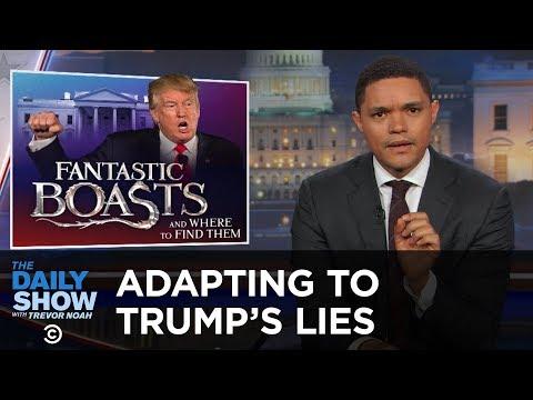 Svět lží Donalda Trumpa