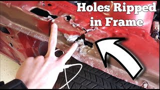 Body Shop Further RUINS Wrecked Mustang! Owner is SUING!