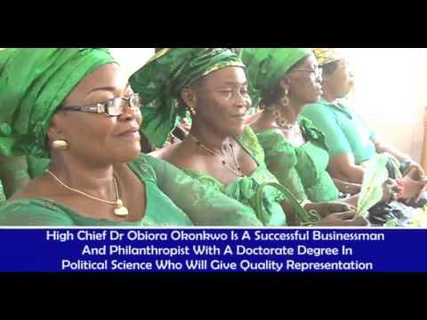 CHIEF  DR OBIORA OKONKWO BECOMES THE UGEGBE NDI IGBO OF ANCIENT NRI KINGDOM