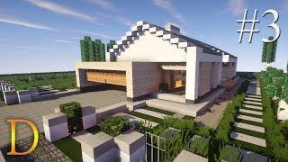 Minecraft Poradnik Jak Zbudowac Nowoczesny Dom Parterowy 1