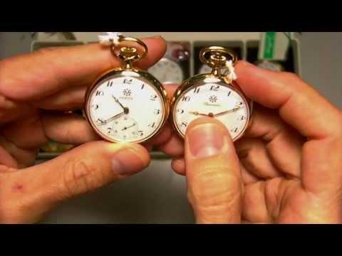 Relojes de bolsillo de cuerda 1