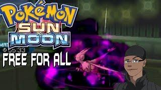 Bad Life Decisions -  Pokemon sun and moon FFA