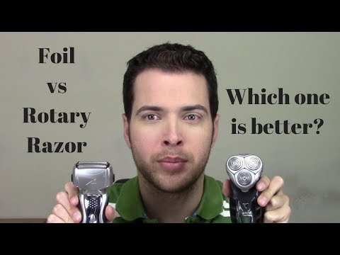 Rotary vs Foil Razor – Which should you buy?
