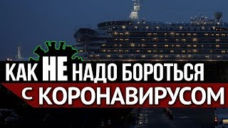 Призрак шагает по планете. Что произошло на круизном лайнере. Ф. Лисицын