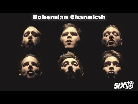 Bohemian Chanukah (a Queen adaptation)