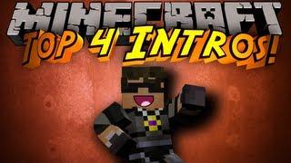 Minecraft: INTRO CONTEST TOP 4! (Vote Who Wins!)