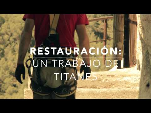 Use, Damage and Refurishment of El Caminito del Rey Path