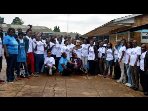 Helping Children and Adults with Cancer in Kenya