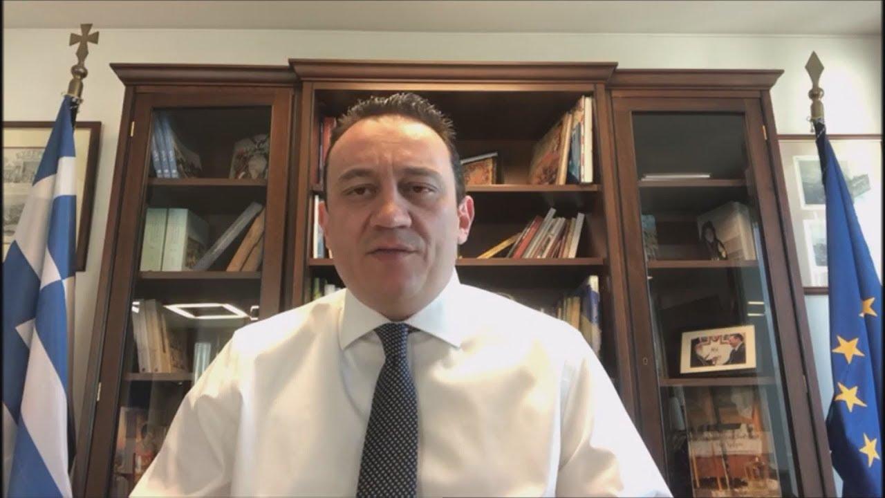 Μήνυμα ΥΦΥΠΕΞ Κ. Βλάση προς τους Αιγυπτιώτες Έλληνες
