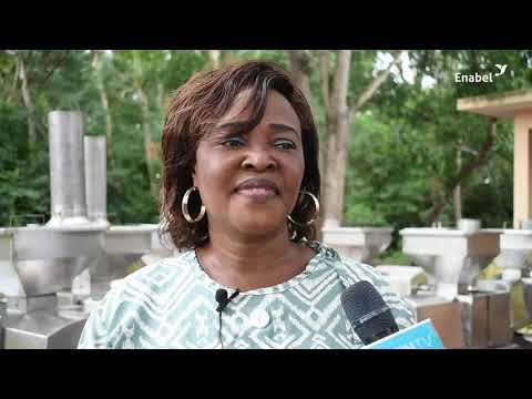 Enabel contribue à la modernisation de la transformation de l'ananas au Bénin