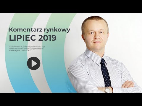 Komentarz rynkowy - Lipiec 2019