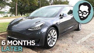 My Model 3 Six Month Review | Random Thursday