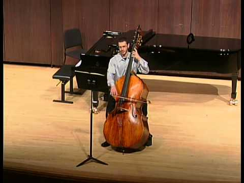 Failing - A piece for solo string that is intended to cause the player to fail, except he nails it.