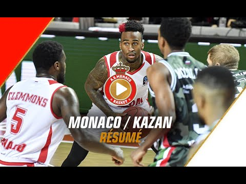 [MINI-MOVIE] Monaco - Kazan | EUROCUP