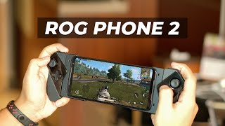 Asus ROG Phone 2: 120Hz AMOLED + Snapdragon 855 Plus!