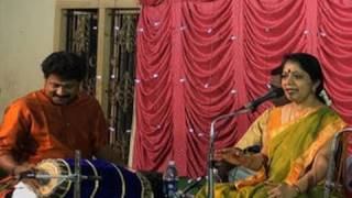 Carnatic Vocal concert by Vijayalakshmy Subramaniam